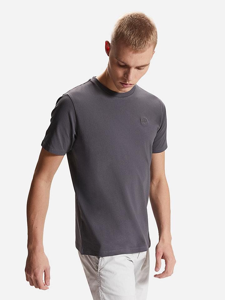 T-shirt van stretchjersey