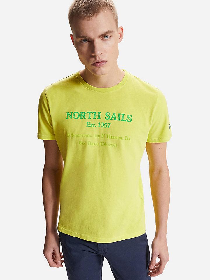 T-shirt en coton bio