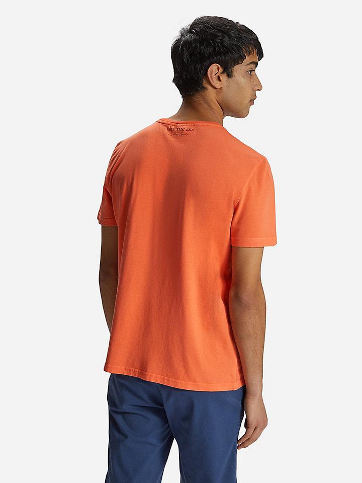 T-shirt van bio katoen