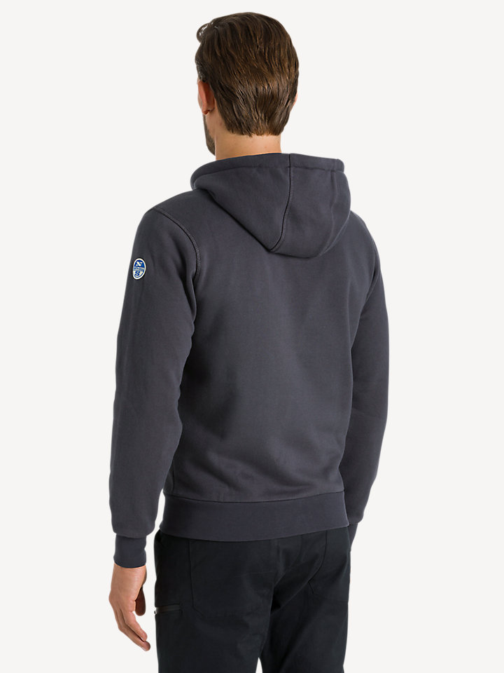 Lowell Sweat Full Zip Hoodie