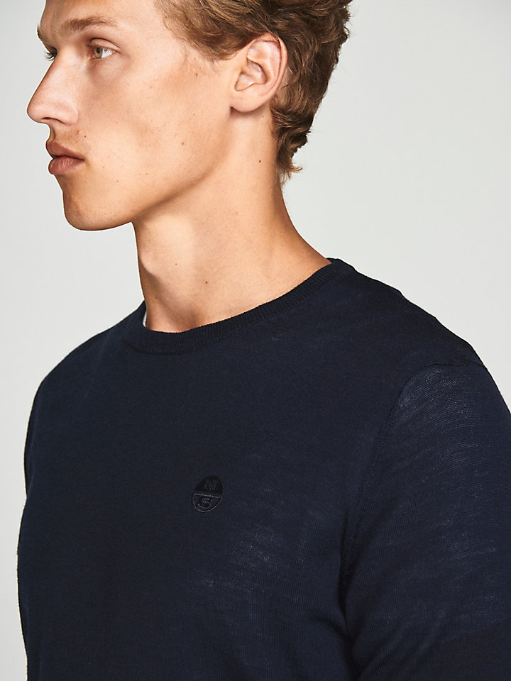 Wasserabweisender Pullover