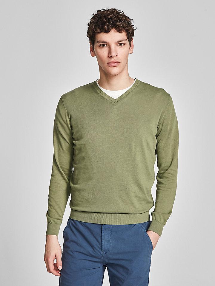 Katoenen trui