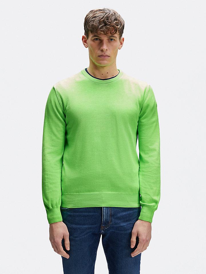 Puur katoenen trui