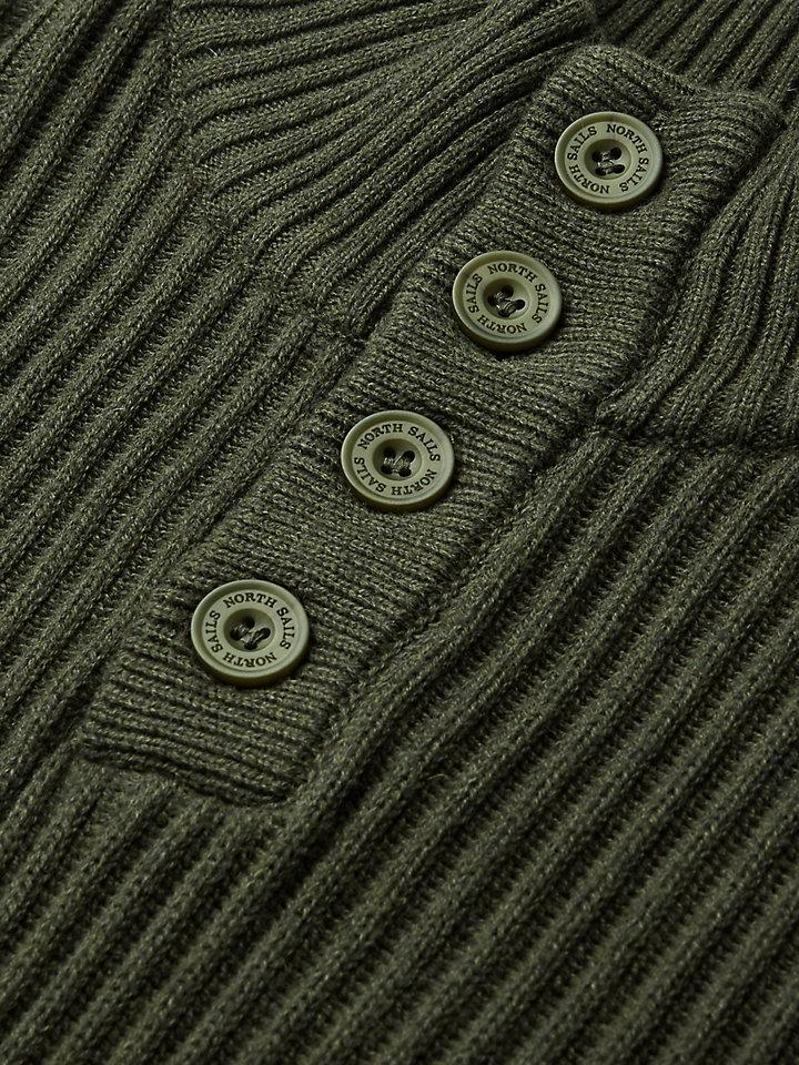Cotton-Wool Blend Jumper