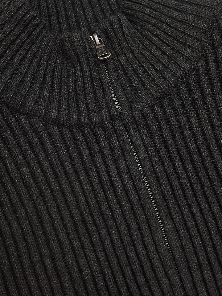 Cotton-Wool Blend Cardigan