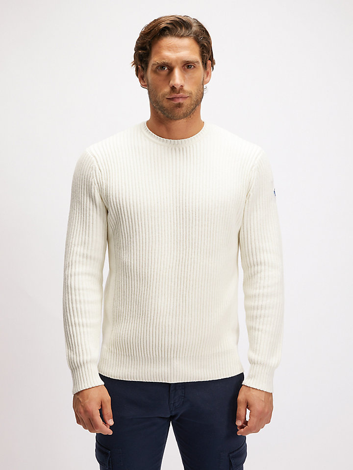 Cotton Blend Jumper