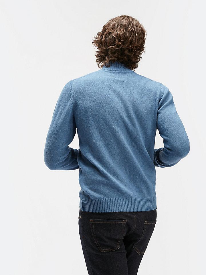 Wool-Cashmere Blend Jumper