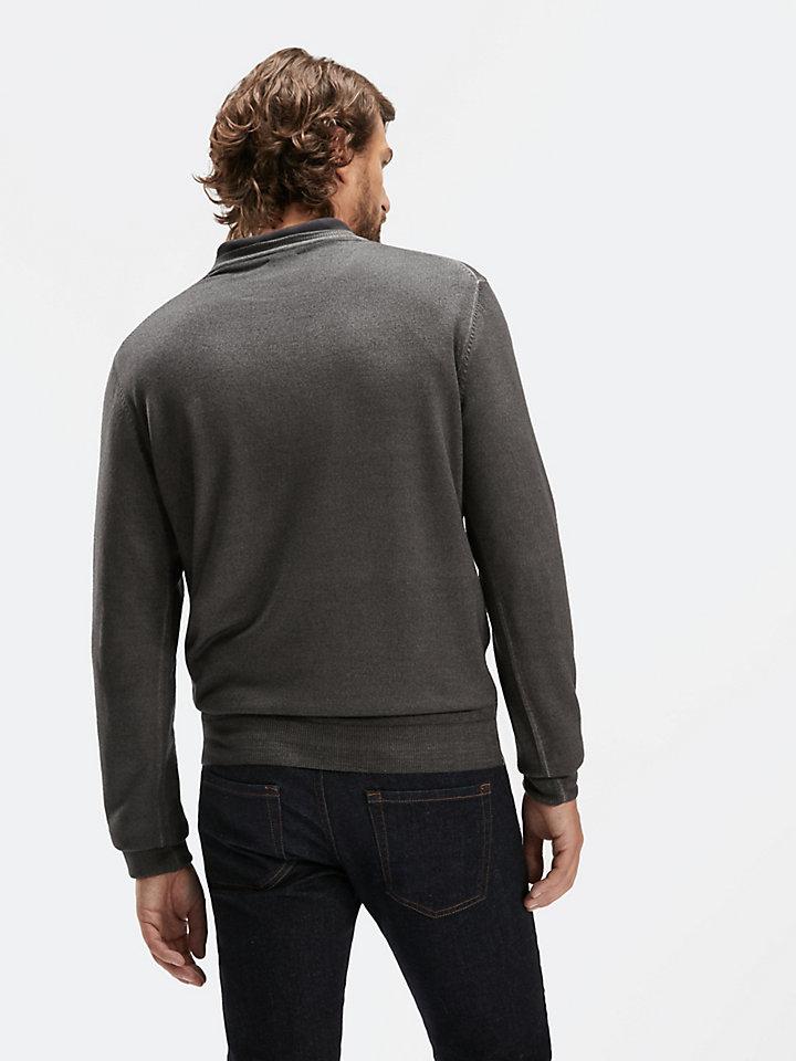 Puur wollen trui