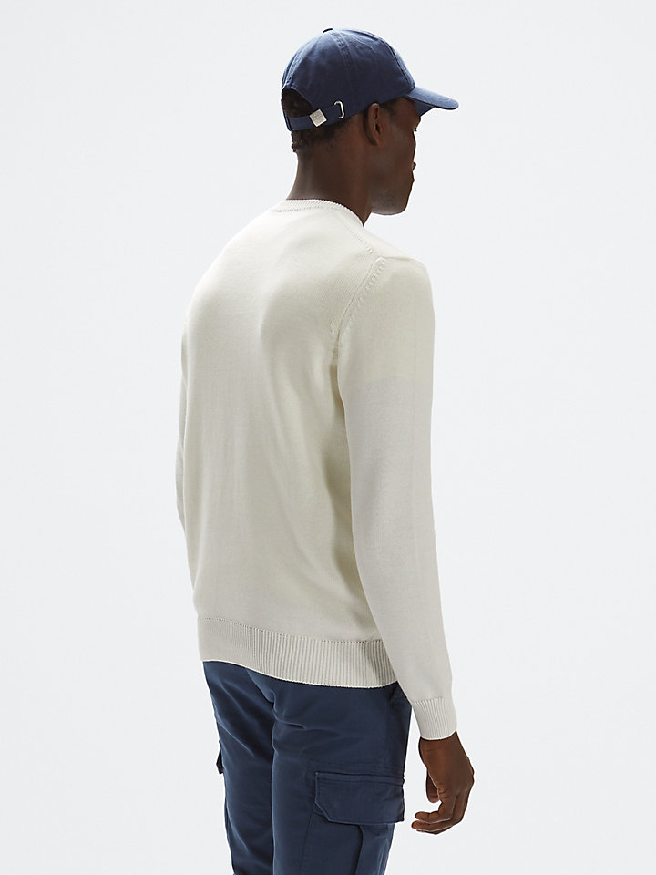 Organic cotton jumper