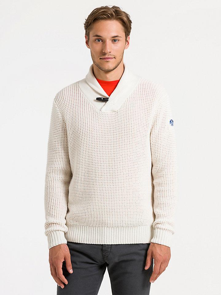 Shawl Collar Sweater