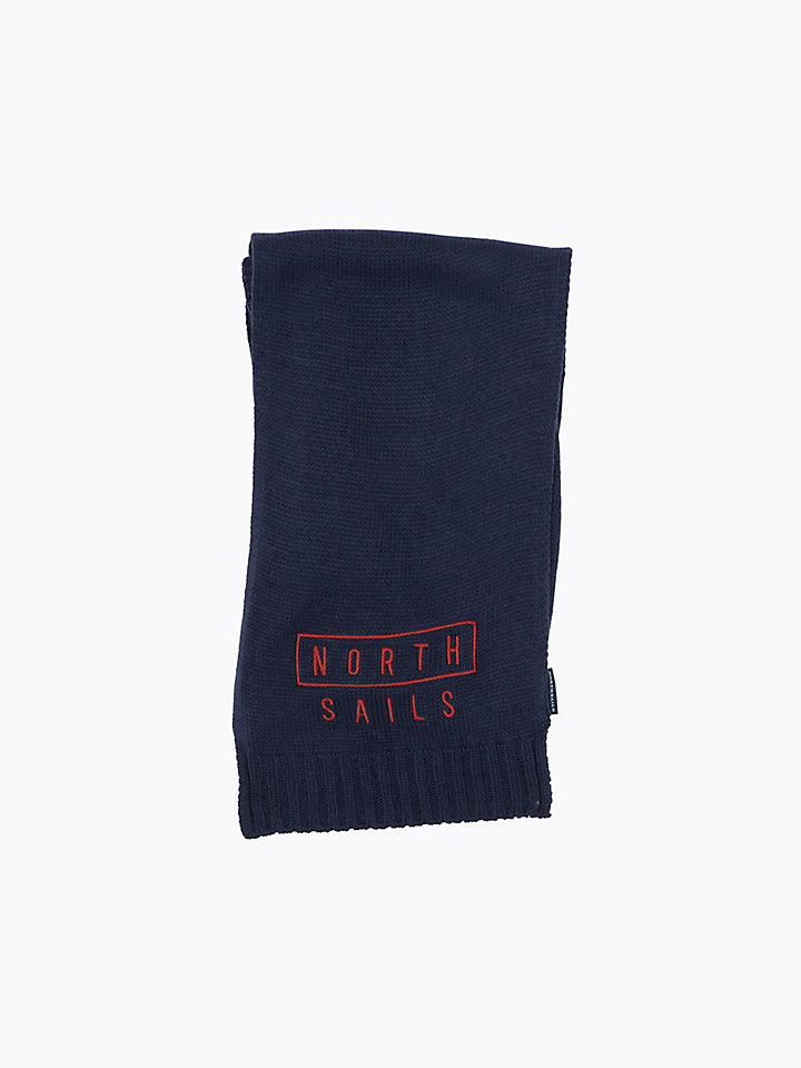 Graphic Logo Scarf