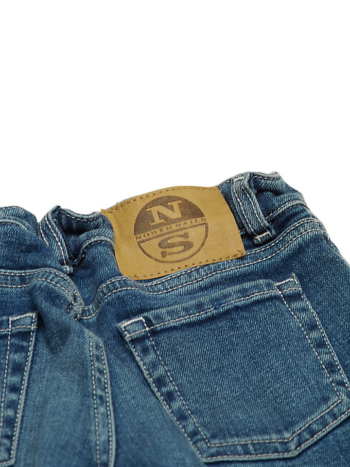 Five-Pocket-Jeans