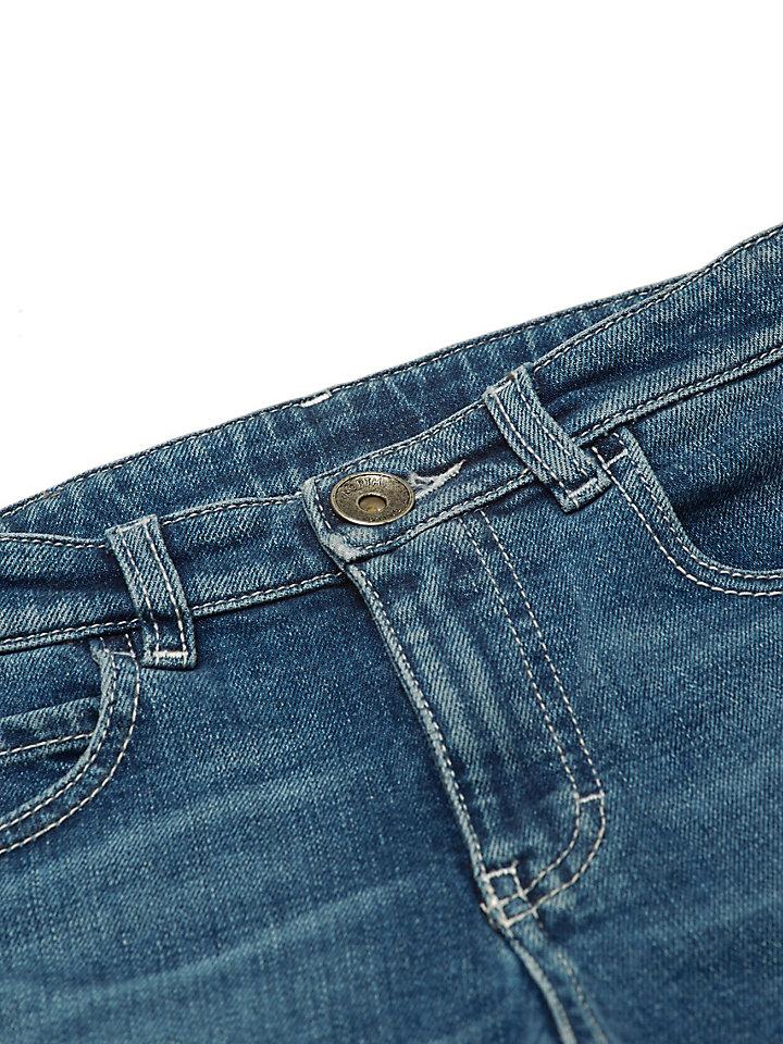 Five-Pocket Jeansshorts