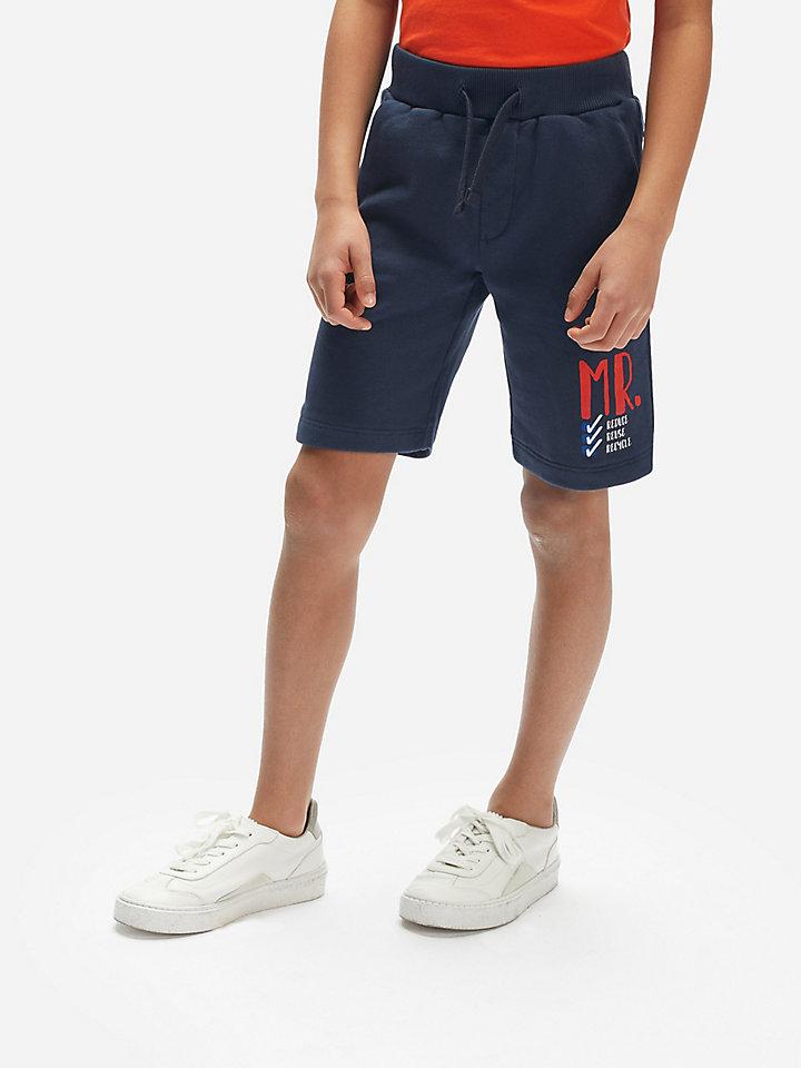 Jersey Bermuda shorts