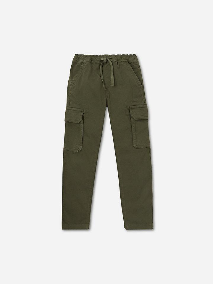 Pantaloni con coulisse