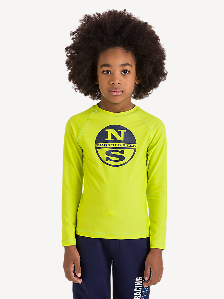 Rash Guard Long-sleeve T-Shirt