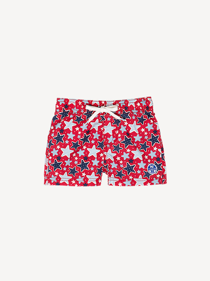 Kleidung & Accessoires North Sails Frauen Lowell Volley Shorts