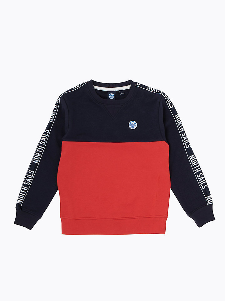 Colour-Block Sweatshirt