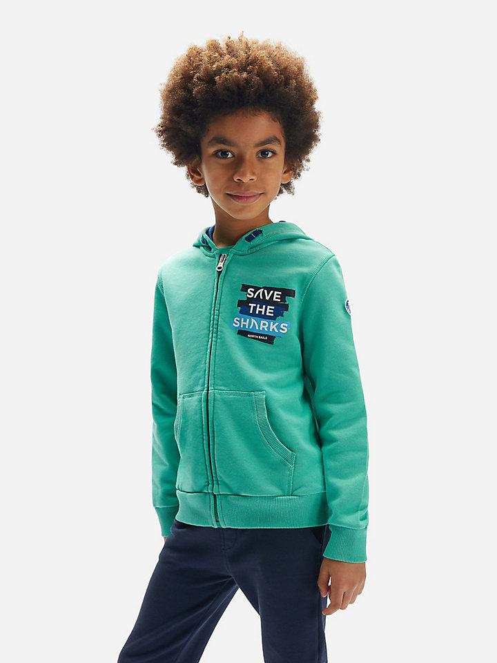 Organic cotton hoodie