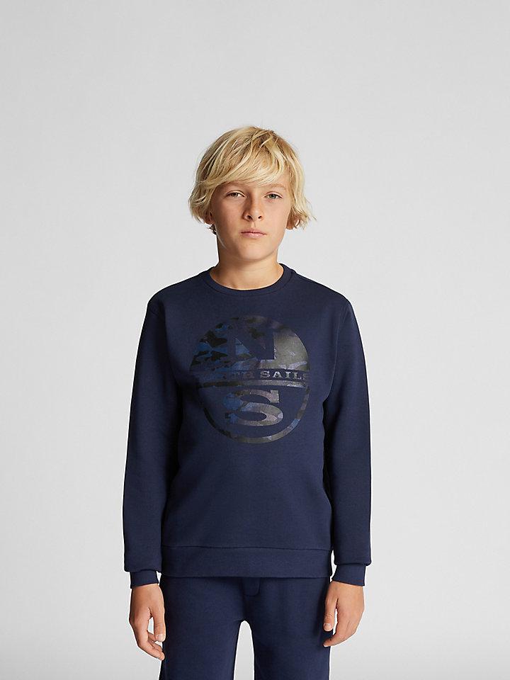 Organic Cotton Sweatshirt