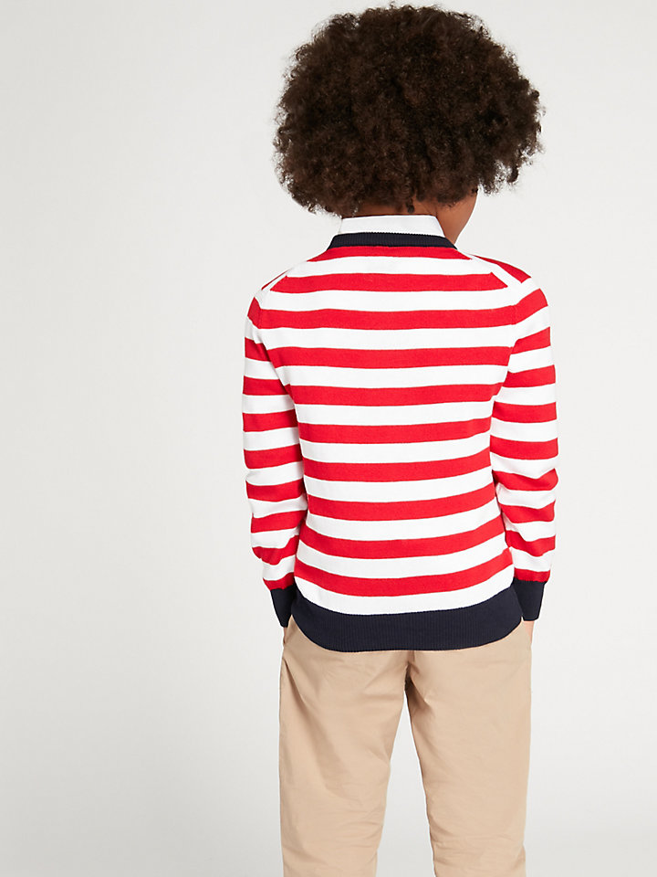 Striped Round Neck 12 Gg