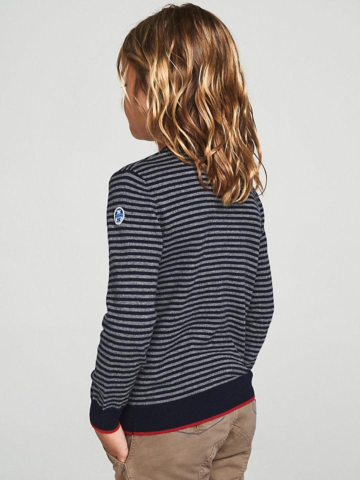 Striped Wool Jumper