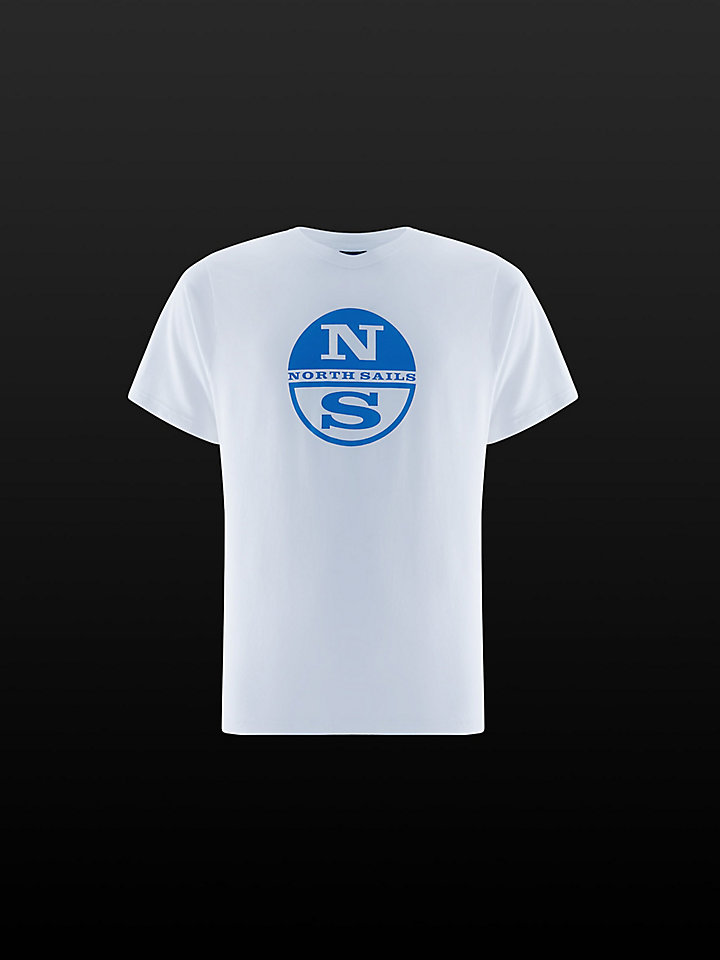 T-shirt van jerseystof