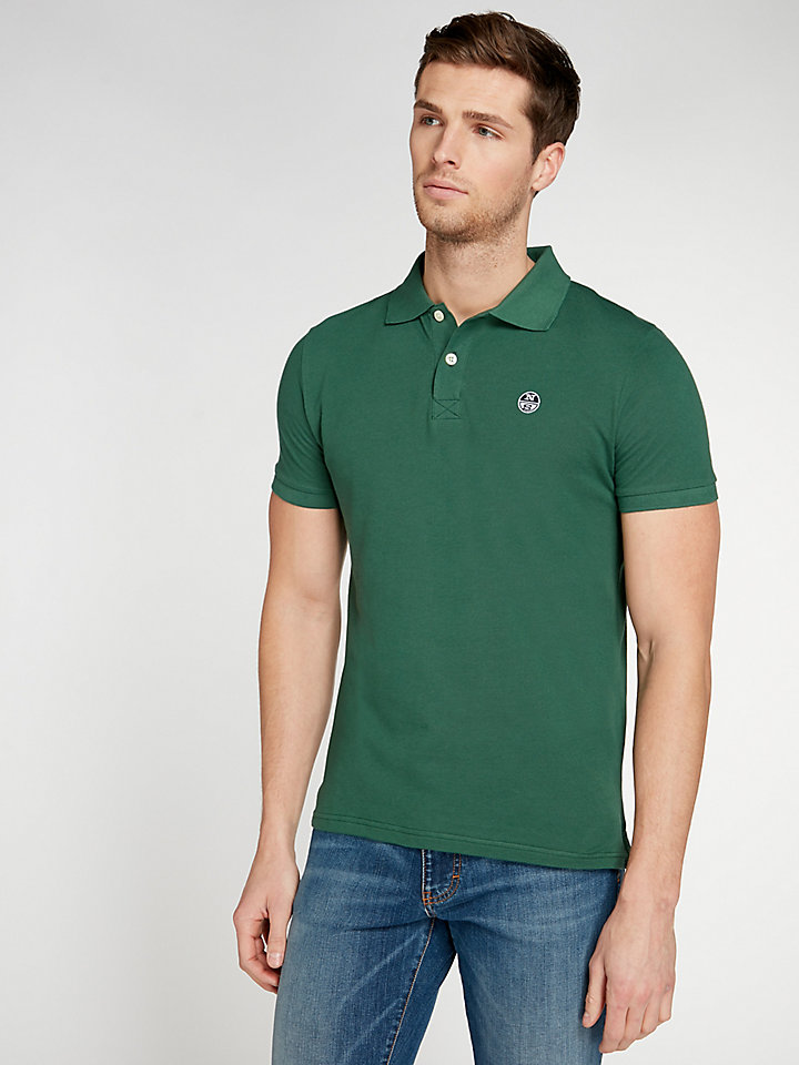 POLO SHIRT SHORTSLEEVE