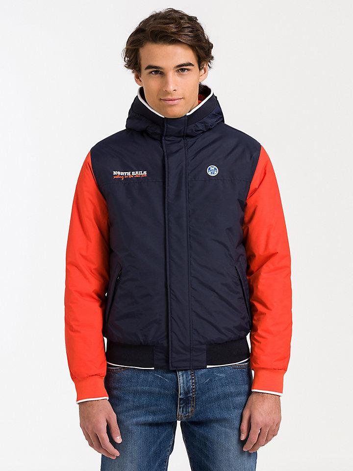 Sailor Hooded Jacket