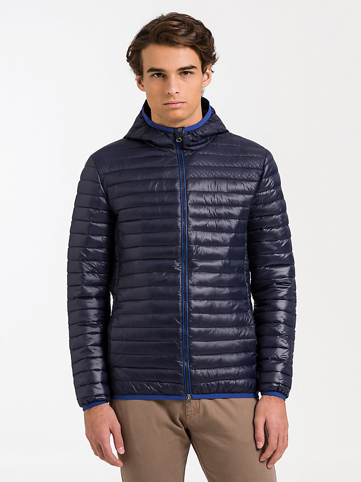 North Super Light Hooded Down Jacket