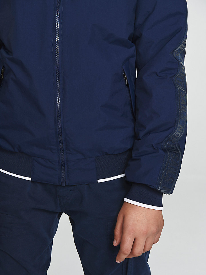 Sailor Hooded Jacket (Renewed & Sustainable)