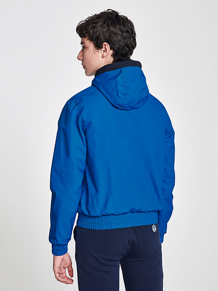 Hooded Sailor Jacket