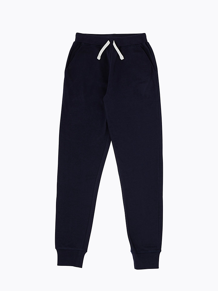 Jersey Jogging Bottoms