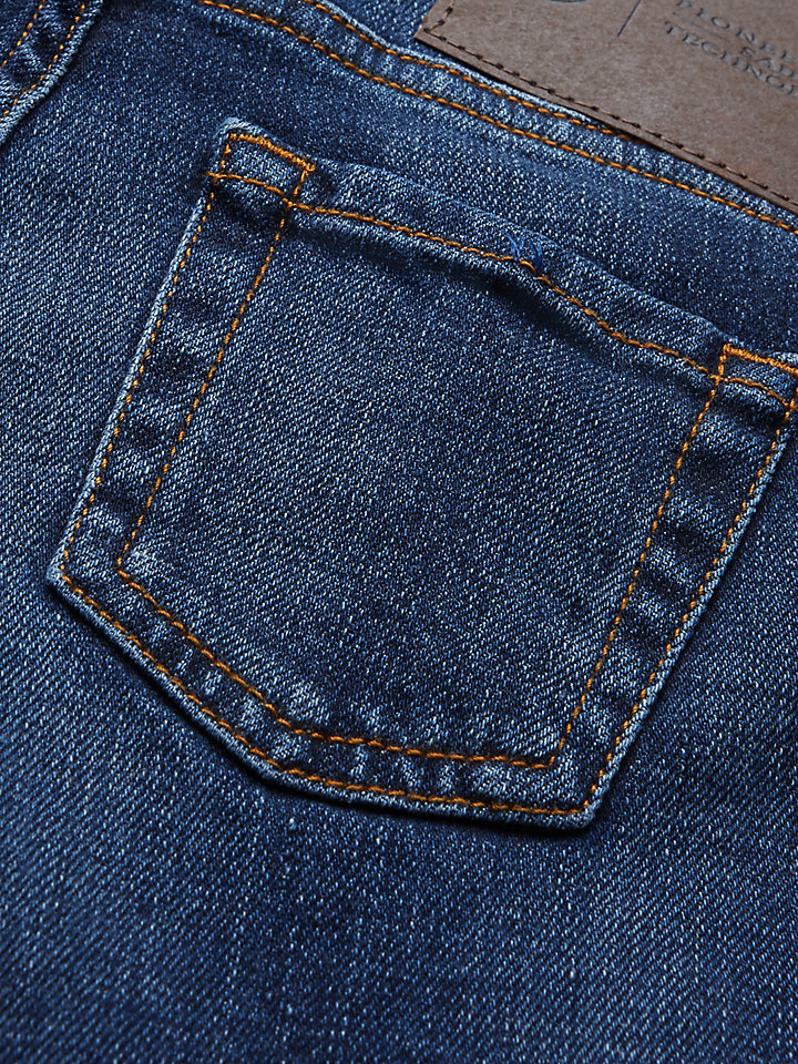 Jean cinq poches