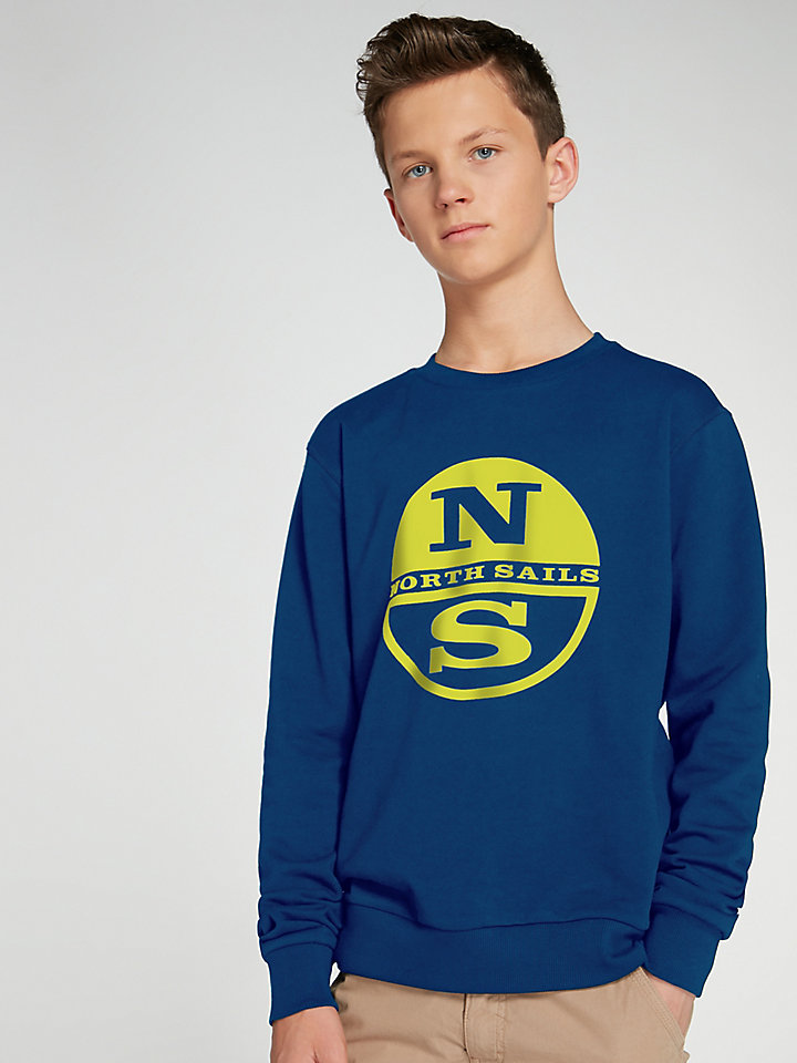 Organic Cotton Sweatshirt