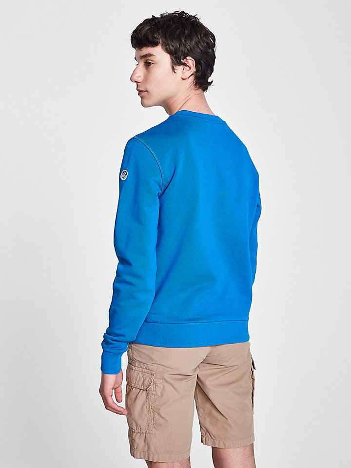 Cotton Jersey Sweatshirt