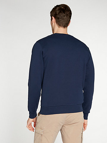 Round Neck Longsleeve Sweater