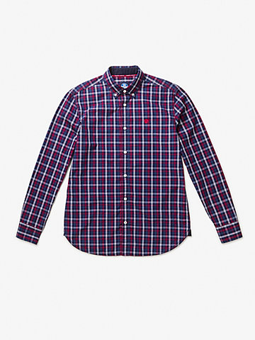Shirt B.D Longsleeve Regular