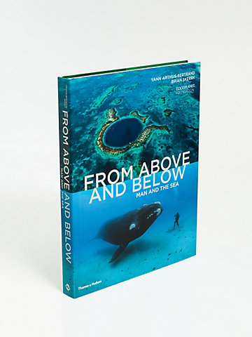 From above and below: men and the sea