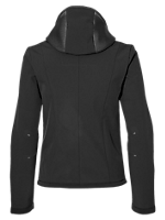 SLIM FIT FULL ZIP HOODIE