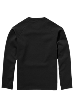 CREW NECK W/ZIPPER