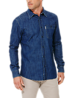SHIRT GAVIN DENIM
