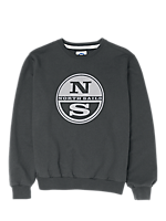 LOGO CREW NECK SWEATSHIRT