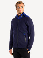 Minden Hybrid Stretch Full Zip