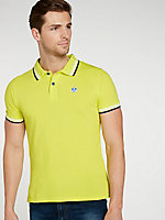 BASIC STRIPED POLO