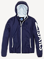Windproof Hooded Bret Jacket